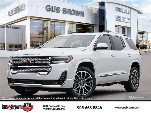 2021 GMC Acadia Denali (Stk: Z180735) in WHITBY - Image 1 of 23