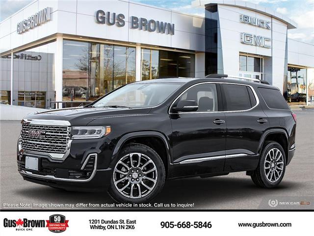 2021 GMC Acadia Denali (Stk: Z189370) in WHITBY - Image 1 of 22