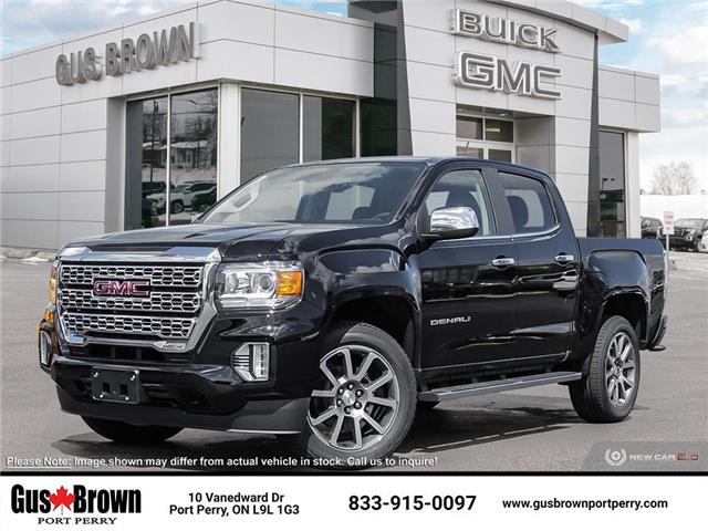 2021 GMC Canyon Denali (Stk: 1215333) in PORT PERRY - Image 1 of 23