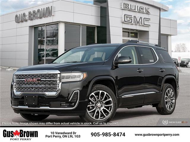 2021 GMC Acadia Denali (Stk: Z156292) in PORT PERRY - Image 1 of 22