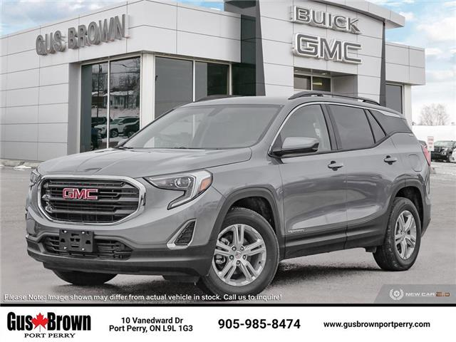 2021 GMC Terrain SLE (Stk: L334500) in PORT PERRY - Image 1 of 23