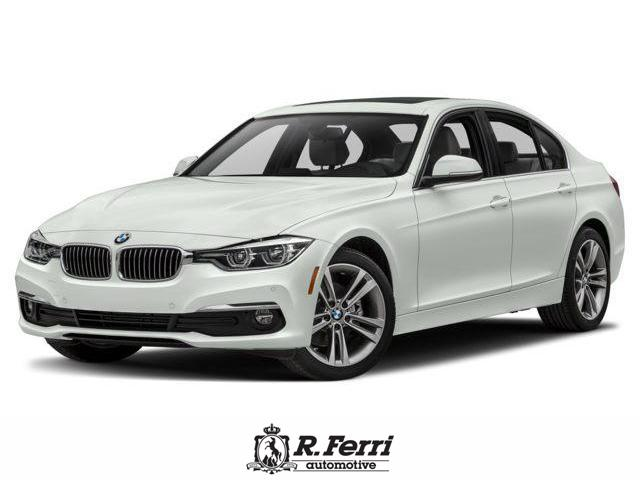 2018 BMW 328d xDrive (Stk: 26246) in Woodbridge - Image 1 of 9
