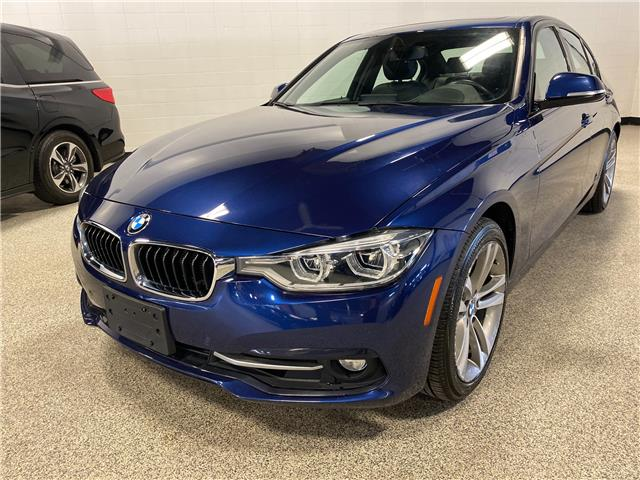 2016 BMW 328i xDrive (Stk: P12511) in Calgary - Image 1 of 18