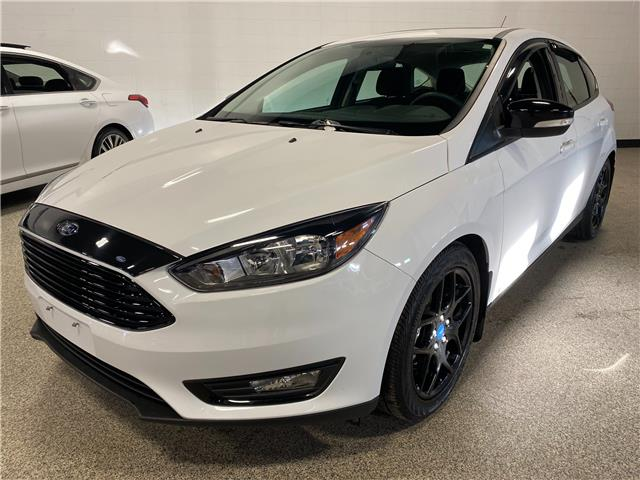 2018 Ford Focus SEL (Stk: P12566) in Calgary - Image 1 of 17