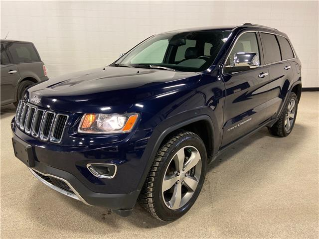 2015 Jeep Grand Cherokee Limited (Stk: P12564A) in Calgary - Image 1 of 21