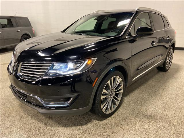 2017 Lincoln MKX Reserve (Stk: P12580) in Calgary - Image 1 of 22