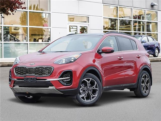 2021 Kia Sportage SX (Stk: SP18191) in Abbotsford - Image 1 of 23