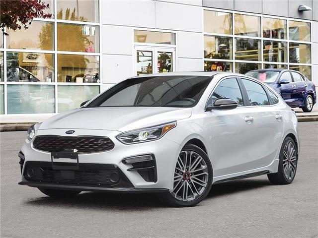 2021 Kia Forte5 GT (Stk: FT11602) in Abbotsford - Image 1 of 23