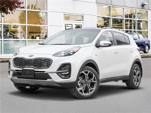 2021 Kia Sportage SX (Stk: SP10073) in Abbotsford - Image 1 of 23