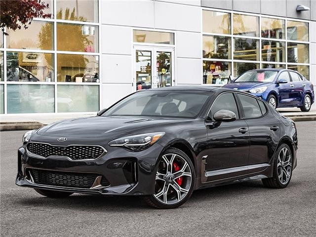 2021 Kia Stinger GT Limited w/Red Interior (Stk: ST11196) in Abbotsford - Image 1 of 23
