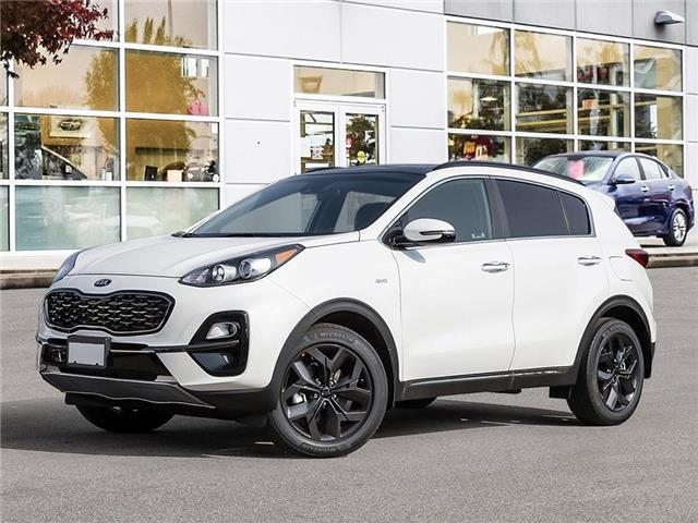 2021 Kia Sportage EX S (Stk: SP13865) in Abbotsford - Image 1 of 21