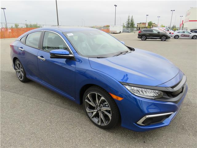 2020 Honda Civic Touring (Stk: 200462) in Airdrie - Image 1 of 8