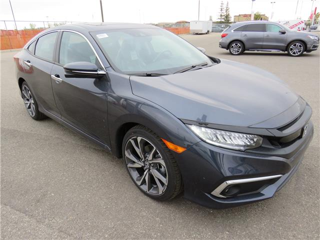 2020 Honda Civic Touring (Stk: 200483) in Airdrie - Image 1 of 8