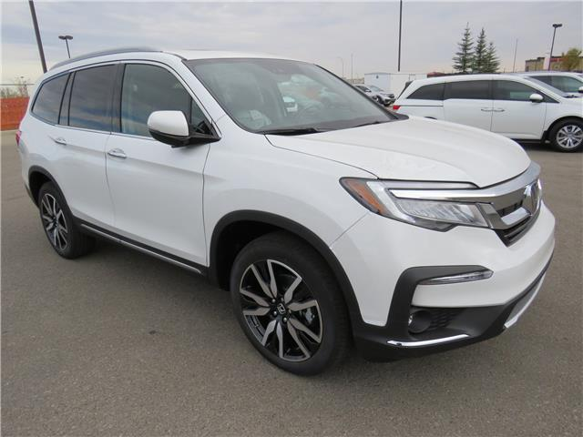 2021 Honda Pilot Touring 7P (Stk: 210027) in Airdrie - Image 1 of 8
