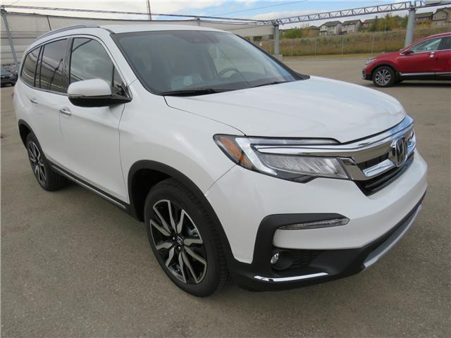 2021 Honda Pilot Touring 7P (Stk: 210026) in Airdrie - Image 1 of 8