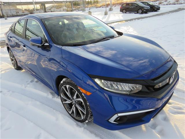 2021 Honda Civic Touring (Stk: 210040) in Airdrie - Image 1 of 8