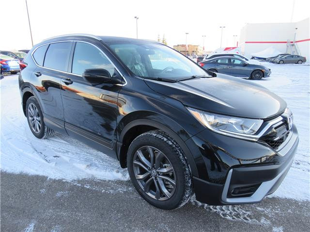 2020 Honda CR-V Sport (Stk: 200549) in Airdrie - Image 1 of 8