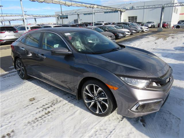 2021 Honda Civic Touring (Stk: 210103) in Airdrie - Image 1 of 8