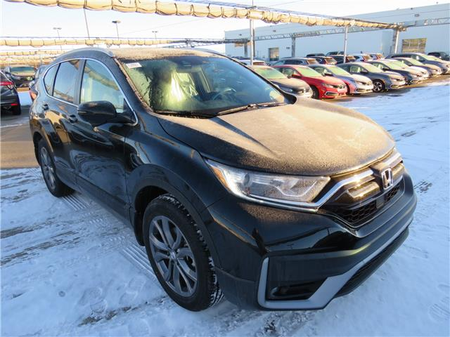 2021 Honda CR-V Sport (Stk: 210091) in Airdrie - Image 1 of 8