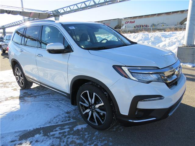 2021 Honda Pilot Touring 8P (Stk: 210061) in Airdrie - Image 1 of 8