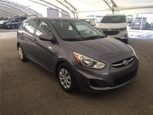 2016 Hyundai Accent GL (Stk: 159961) in AIRDRIE - Image 1 of 18