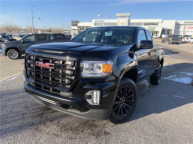 2021 GMC Canyon Elevation (Stk: M1158742) in Calgary - Image 1 of 28