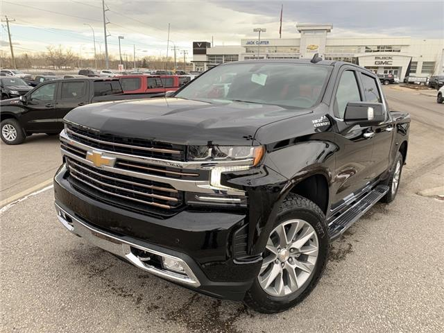 2021 Chevrolet Silverado 1500 High Country (Stk: MZ155721) in Calgary - Image 1 of 29