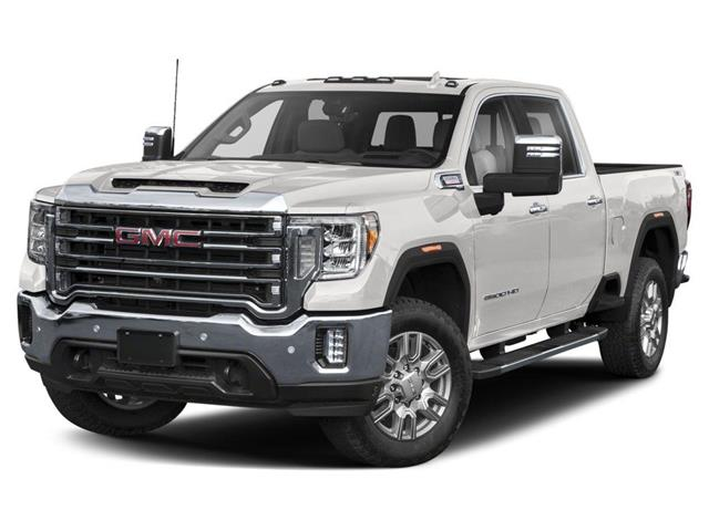 2021 GMC Sierra 3500HD SLT (Stk: MF159412) in Calgary - Image 1 of 8