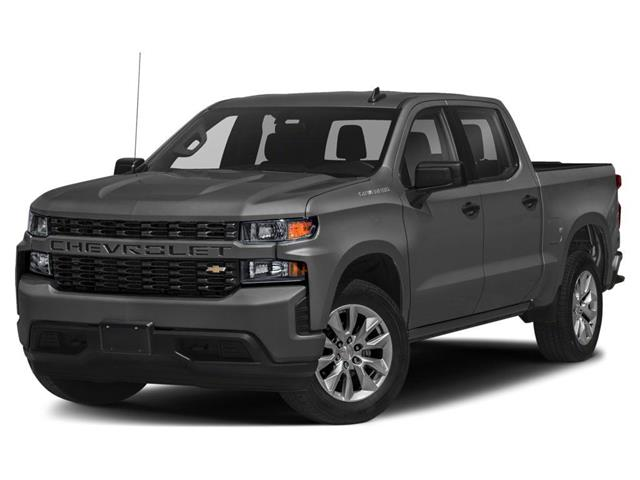 2021 Chevrolet Silverado 1500 Custom (Stk: MZ215008) in Calgary - Image 1 of 9