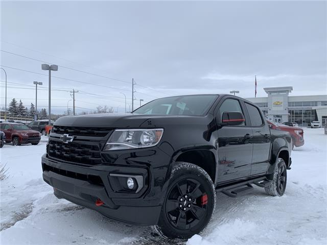 2021 Chevrolet Colorado LT (Stk: M1203599) in Calgary - Image 1 of 29