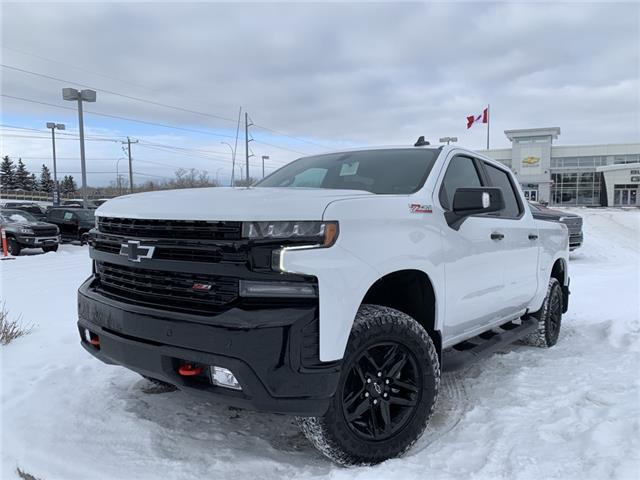 2021 Chevrolet Silverado 1500 LT Trail Boss (Stk: MG140332) in Calgary - Image 1 of 30