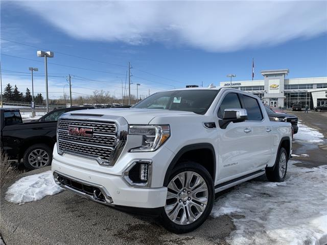 2021 GMC Sierra 1500 Denali (Stk: MG219389) in Calgary - Image 1 of 30