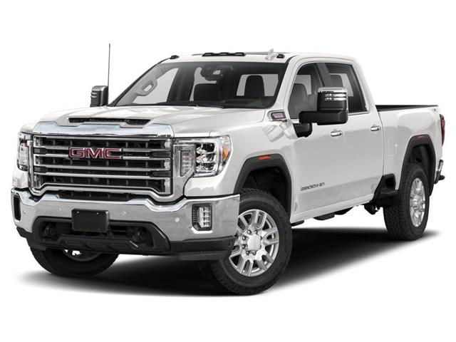 2021 GMC Sierra 2500HD SLE (Stk: MF212831) in Calgary - Image 1 of 9