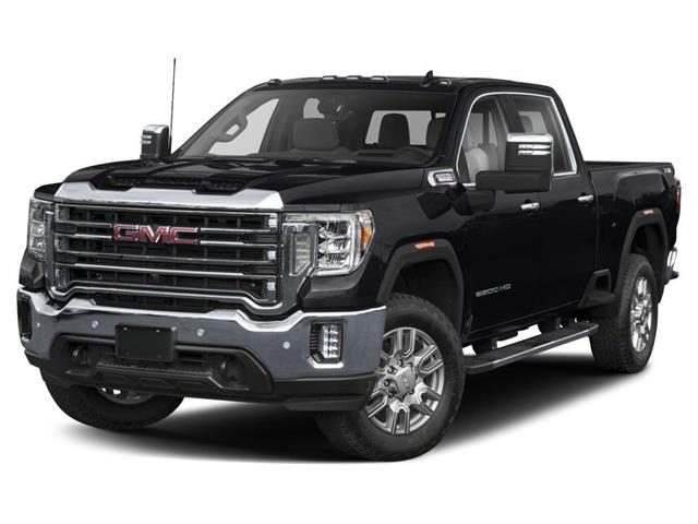 2021 GMC Sierra 3500HD AT4 (Stk: MF212106) in Calgary - Image 1 of 8