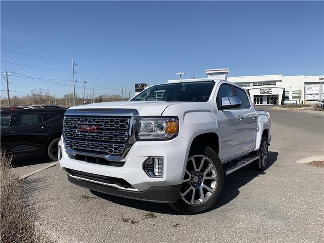 2021 GMC Canyon Denali (Stk: M1156735) in Calgary - Image 1 of 28