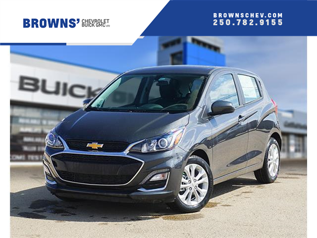 2020 Chevrolet Spark 1LT CVT (Stk: C20-1257) in Dawson Creek - Image 1 of 16