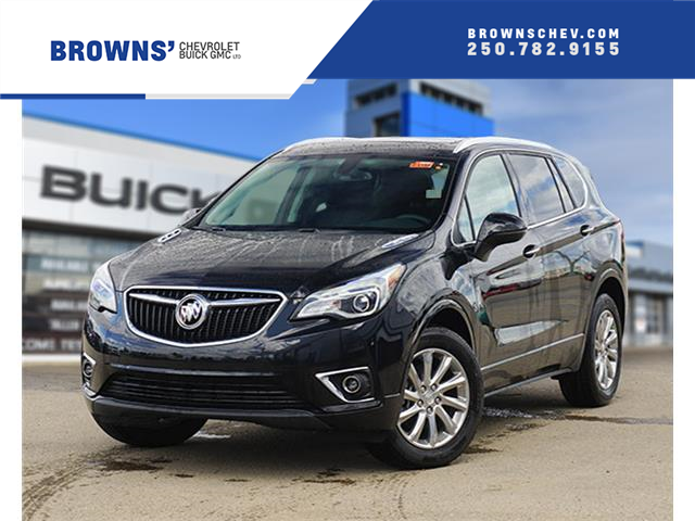 2020 Buick Envision Essence (Stk: T20-1305) in Dawson Creek - Image 1 of 16