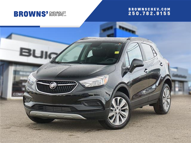 2020 Buick Encore Preferred (Stk: T20-1327) in Dawson Creek - Image 1 of 16