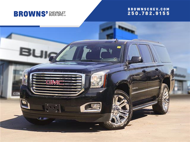 2020 GMC Yukon XL SLT (Stk: T20-1410) in Dawson Creek - Image 1 of 17