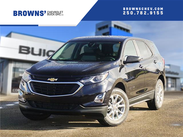 2021 Chevrolet Equinox LS (Stk: T21-1588) in Dawson Creek - Image 1 of 15