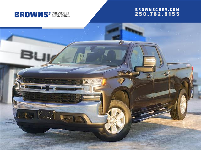 2021 Chevrolet Silverado 1500 LT (Stk: T21-1654) in Dawson Creek - Image 1 of 15