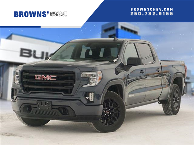 2020 GMC Sierra 1500 Elevation (Stk: T20-1574A) in Dawson Creek - Image 1 of 15