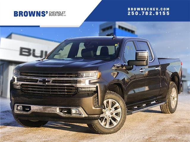 2021 Chevrolet Silverado 1500 High Country (Stk: T21-1670) in Dawson Creek - Image 1 of 15