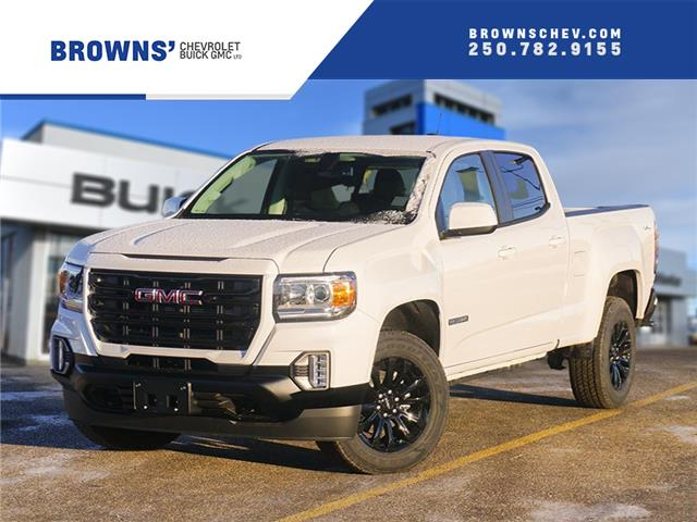 2021 GMC Canyon Elevation (Stk: T21-1688) in Dawson Creek - Image 1 of 15