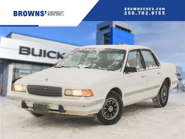 1993 Buick Century Custom (Stk: T20-1224AA) in Dawson Creek - Image 1 of 12
