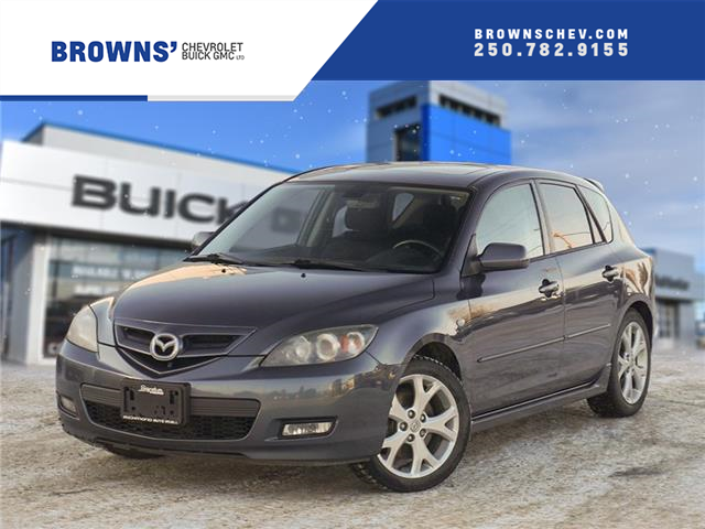 2009 Mazda Mazda3 Sport  (Stk: T20-1528A) in Dawson Creek - Image 1 of 16