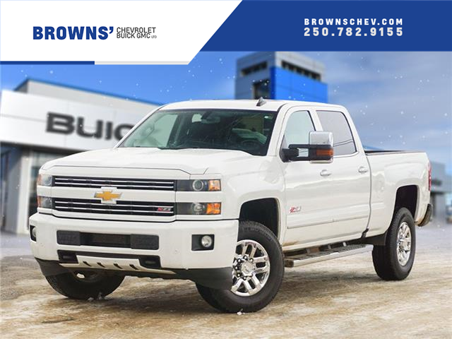 2018 Chevrolet Silverado 3500HD LTZ (Stk: T20-1735A) in Dawson Creek - Image 1 of 15