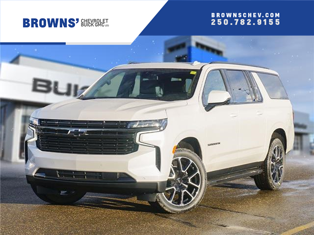 2021 Chevrolet Suburban RST (Stk: T21-1714) in Dawson Creek - Image 1 of 15