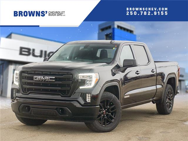 2021 GMC Sierra 1500 Elevation (Stk: T21-1723) in Dawson Creek - Image 1 of 15