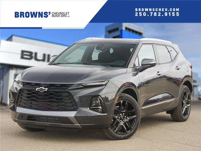 2021 Chevrolet Blazer Premier (Stk: T21-1673) in Dawson Creek - Image 1 of 14
